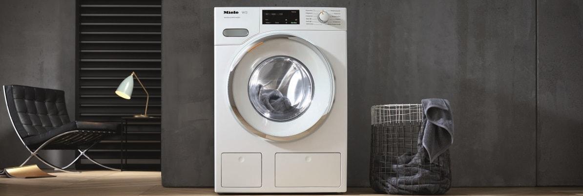 Bekend Miele wasmachine storing waterafvoer - Reparatievakman.nl PQ19