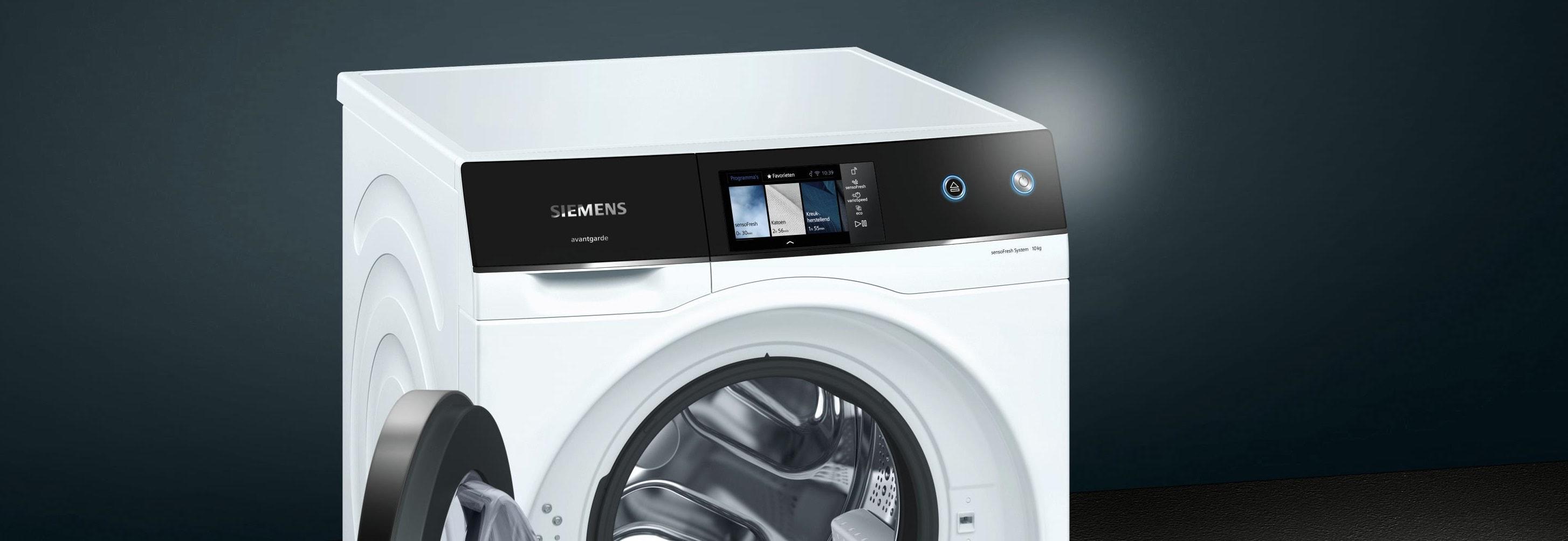 Bekend Siemens wasmachine storing F21 - Reparatievakman.nl FM22