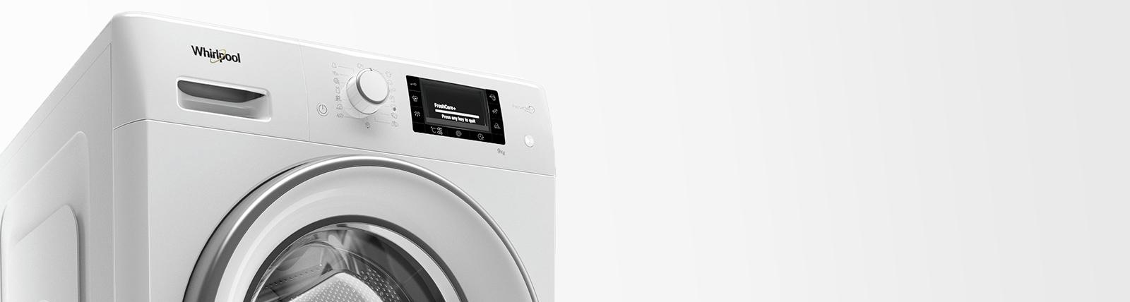 Genoeg Whirlpool wasmachine foutmelding F12 - Reparatievakman.nl JW73